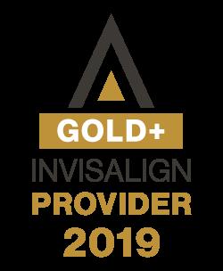Invisalign 2019 Gold+ Provider